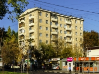 Нагорный район, Чонгарский бульвар, дом 4 к.1. многоквартирный дом