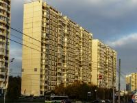 Нагорный район, Балаклавский проспект, дом 10 к.3. многоквартирный дом