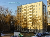 Нагорный район, Балаклавский проспект, дом 4 к.1. многоквартирный дом