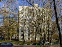 Нагорный район, Балаклавский проспект, дом 4 к.3. многоквартирный дом