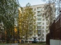 Нагорный район, Балаклавский проспект, дом 4 к.4. многоквартирный дом