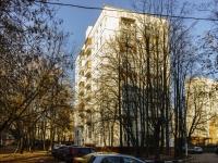 Нагорный район, Балаклавский проспект, дом 4 к.5. многоквартирный дом