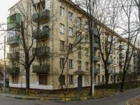 Нагорный район, Балаклавский проспект, дом 10 к.1. многоквартирный дом