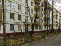 Нагорный район, Балаклавский проспект, дом 10 к.2. многоквартирный дом