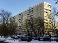,  , house 7А. 公寓楼