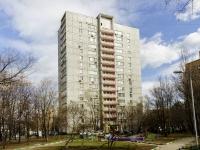 ,  , house 19А. 公寓楼