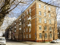 Нагорный район, проезд Симферопольский, дом 3. многоквартирный дом