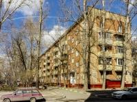 Нагорный район, проезд Симферопольский, дом 6. многоквартирный дом