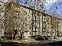 Нагорный район, проезд Симферопольский, дом 7. многоквартирный дом