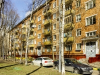 Нагорный район, проезд Симферопольский, дом 10. многоквартирный дом