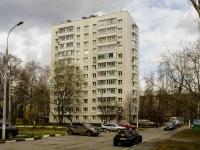Нагорный район, проезд Симферопольский, дом 12. многоквартирный дом