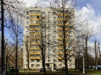 Нагорный район, проезд Симферопольский, дом 14. многоквартирный дом