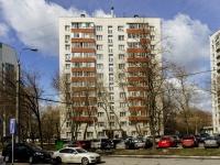 Нагорный район, проезд Симферопольский, дом 16 к.1. многоквартирный дом