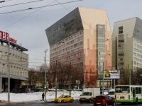 Нагорный район, проезд Симферопольский, дом 18. многоквартирный дом