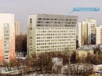 Нагорный район, проезд Симферопольский, дом 18Б. многоквартирный дом