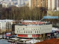 Нагорный район, проезд Симферопольский, дом 20. офисное здание