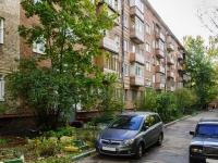 Нагорный район, проезд Симферопольский, дом 8. многоквартирный дом