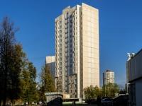 Орехово-Борисово Северное район, улица Домодедовская, дом 1 к.3. многоквартирный дом