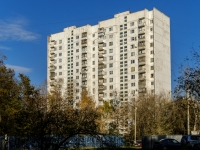 Орехово-Борисово Северное район, улица Домодедовская, дом 8. многоквартирный дом