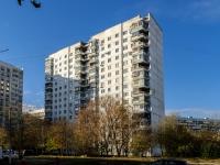 Орехово-Борисово Северное район, улица Домодедовская, дом 18. многоквартирный дом