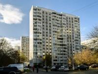 Орехово-Борисово Северное район, улица Домодедовская, дом 18 к.2. многоквартирный дом