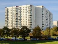 район Орехово-Борисово Северное, Каширское шоссе, дом 86 к.4. многоквартирный дом