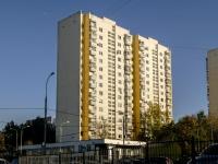 район Орехово-Борисово Северное, Каширское шоссе, дом 88/26. многоквартирный дом