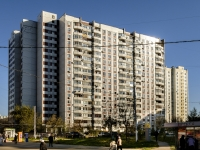,  , house 41 к.1. Apartment house