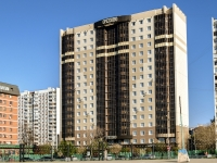 ,  , house 43 к.1. hotel