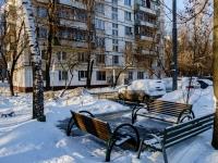 , Bakinskaya st, 房屋 9. 公寓楼