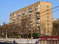 район Царицыно, улица Бакинская, дом 13. многоквартирный дом