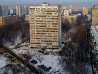 район Царицыно, улица Бакинская, дом 17 к.2. многоквартирный дом