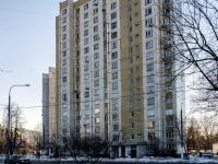 , Bakinskaya st, 房屋 18. 公寓楼