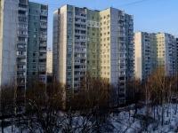 район Царицыно, улица Бакинская, дом 25. многоквартирный дом
