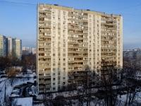 район Царицыно, улица Бакинская, дом 25 к.2. многоквартирный дом