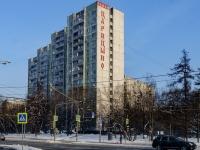Царицыно район, улица Бакинская, дом 27. многоквартирный дом