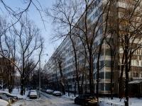 Царицыно район, улица Бакинская, дом 29. многоквартирный дом
