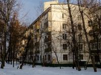 район Царицыно, улица Бехтерева, дом 3 к.1. многоквартирный дом
