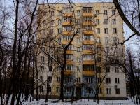 район Царицыно, улица Бехтерева, дом 7 к.3. многоквартирный дом
