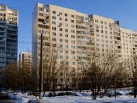 район Царицыно, улица Бехтерева, дом 31 к.3. многоквартирный дом