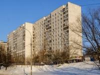 район Царицыно, улица Бехтерева, дом 31 к.4. многоквартирный дом