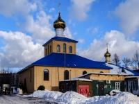 , st Bekhterev. temple