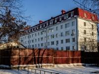 район Царицыно, улица Весёлая, дом 33 к.3. многофункциональное здание