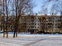 район Царицыно, улица Весёлая, дом 33 к.4. многоквартирный дом