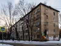 район Царицыно, улица Весёлая, дом 33 к.7. многоквартирный дом