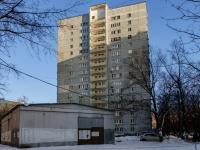 ,  , house 9 к.1. 公寓楼