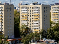 Царицыно район, Пролетарский проспект, дом 14/49К2. многоквартирный дом