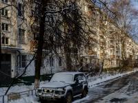 Царицыно район, Пролетарский проспект, дом 16 к.2. многоквартирный дом
