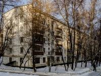 Царицыно район, Пролетарский проспект, дом 18 к.2. многоквартирный дом