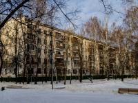 Царицыно район, Пролетарский проспект, дом 18 к.3. многоквартирный дом